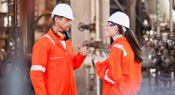 Oil & Gas Personnel